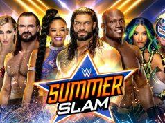 WWE SummerSlam in Las Vegas