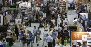 The SuperZoo Expo in Las Vegas