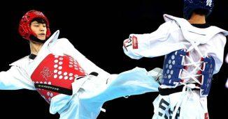 Las Vegas TaeKwonDo Competition
