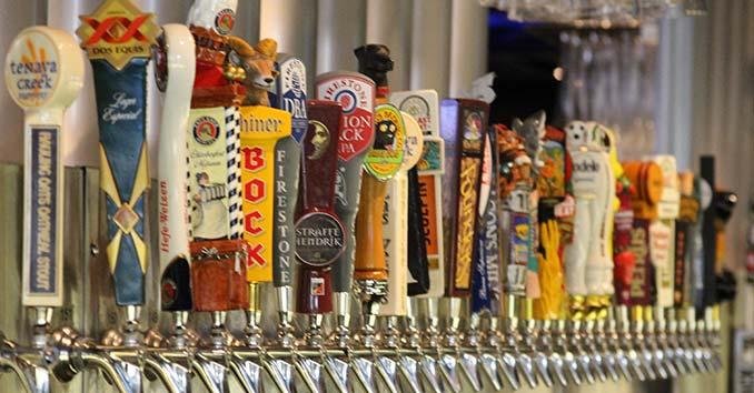 A Bar in Las Vegas