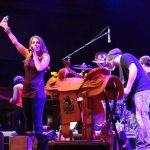 Taryn Papa Wrangler NFR Concert