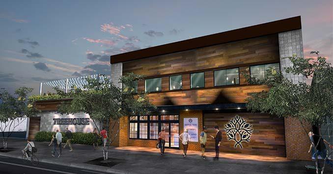 Treehouse Entertainment Complex in Las Vegas