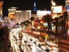 Vegas Strip Traffic
