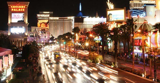 Vegas Strip Traffic