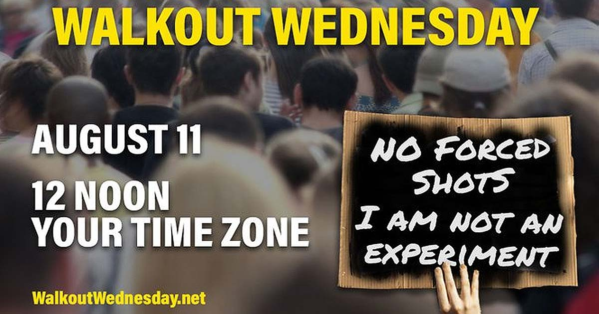 Walk Out Wednesday