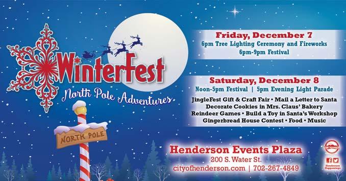 Winterfest in Henderson