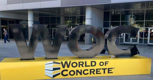 World of Concrete Vegas