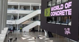 World of Concrete Las Vegas 2021