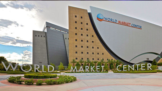 The World Market Center in Las Vegas