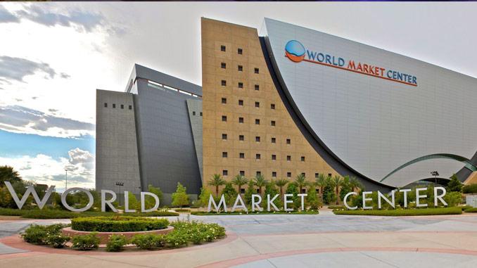 The World Market Center in Las Vegas