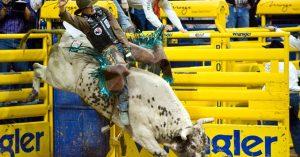 Wrangler Rodeo Event