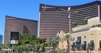 The Wynn and the Encore in Las Vegas