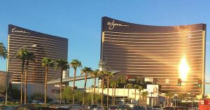 The Wynn Resort in Las Vegas
