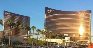 The Wynn Resort in Las Vegas