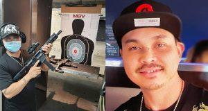 Reggie G Tagget Wynn Shooter