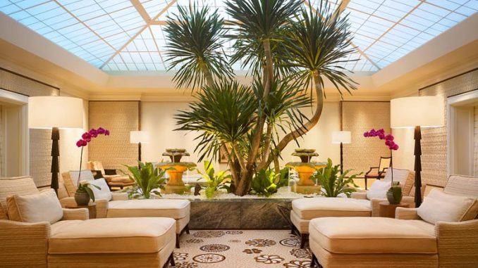 Spa at Wynn Las Vegas